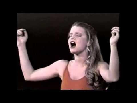 "Jessica Simpson - ""A Chorus Line"" Musical Production"