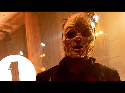 Slipknot - Psychosocial At BBC Maida Vale Studios For The Radio 1 Rock Show