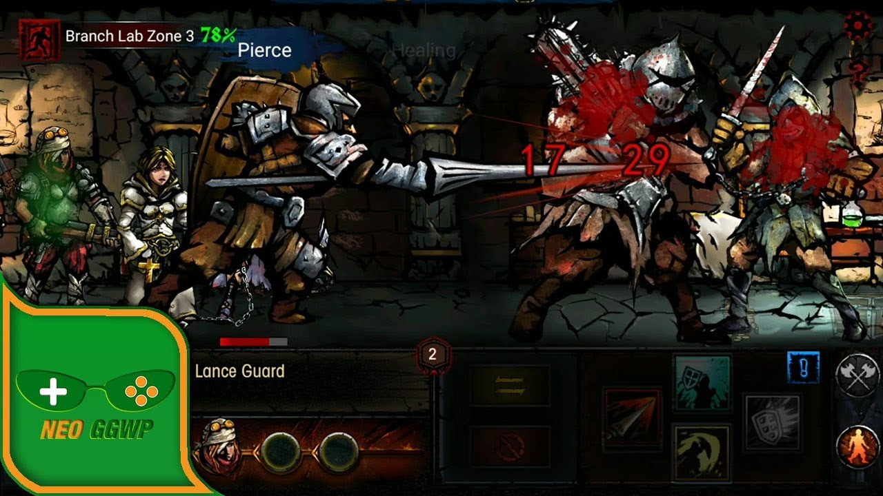 Dungeon Survival (Android iOS APK) - Role Playing Gameplay