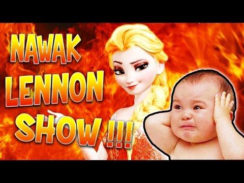 NAWAK LENNON SHOW : ELSA CASTELLANOS (1/2)
