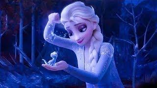 Frozen 2 'Elsa Sings Into The Unknown' Official Trailer (2019) Disney HD