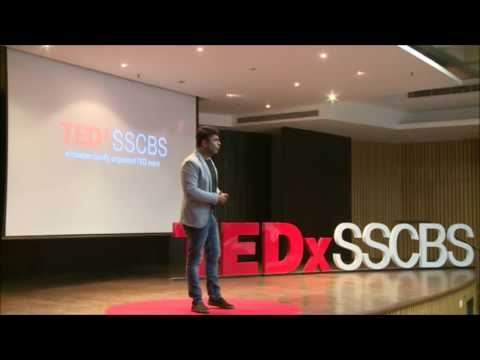 Journey Into The Radio Industry | RJ Naved | TEDxSSCBS