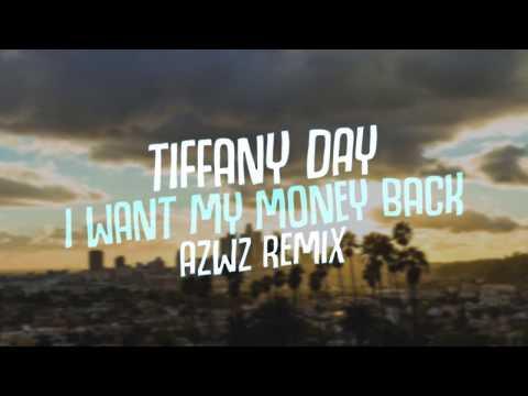 Tiffany Day - I Want My Money Back! (AZWZ REMIX) [Lyric Visualizer]