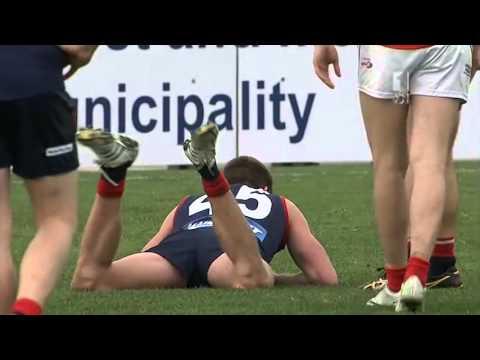 Jesse Hogan's Six Goals for Casey - Round 12, 2013