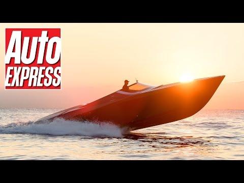 Aston Martin AM37: we test the £1m powerboat in Monaco
