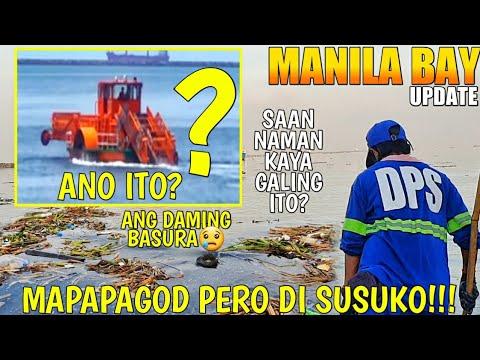 Download SAAN GALING ANG MGA BASURA? DPWH TO THE RESCUE SA TEAM MANDARAGAT   MANILA BAY UPDATE