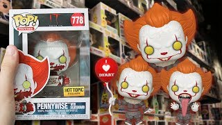 IT Chapter 2 Funko Pop Hunting! Video