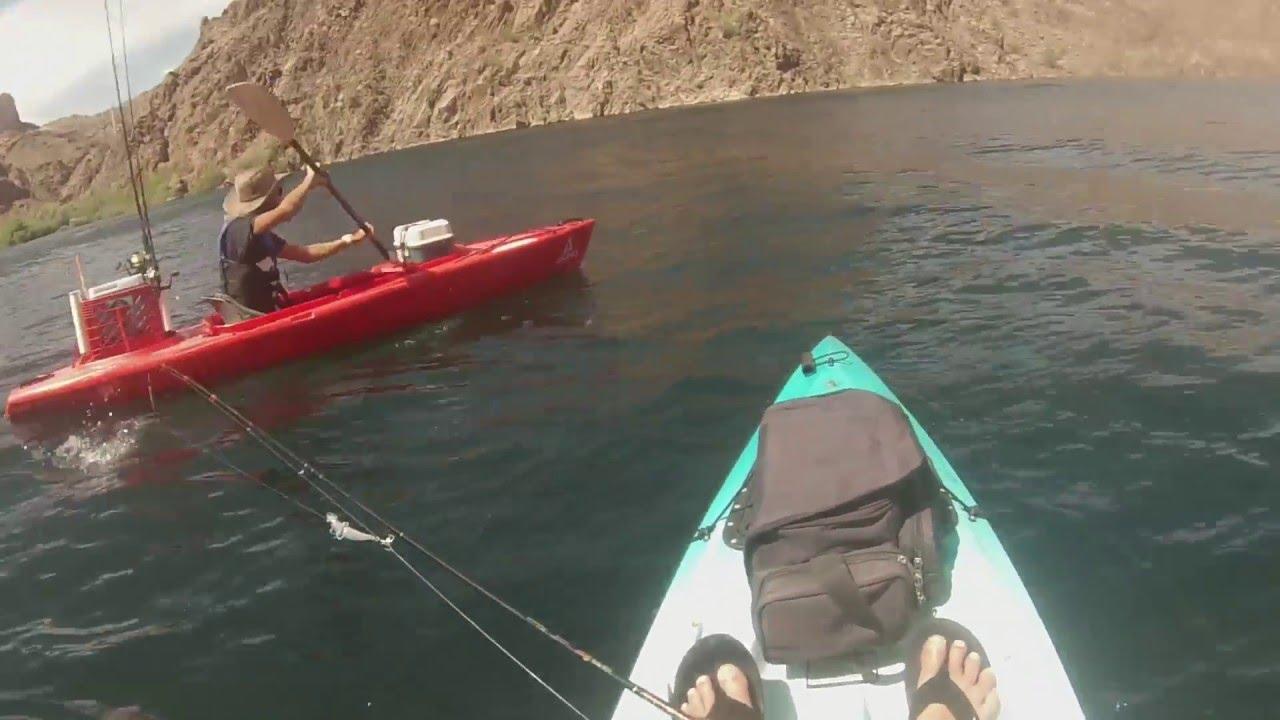 Willow Beach Az Kayak And Camping