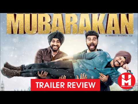 Mubarakan Trailer Review Reaction | Looks like a Paisa Vasool Comedy | Jatt Jaguar , The Goggle Song