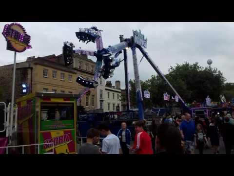 St Giles fair Oxford 2016