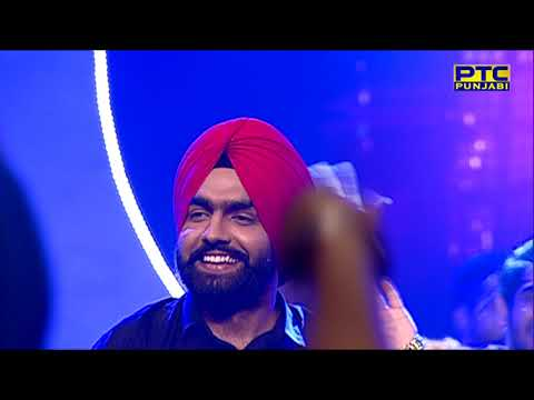 Ammy Virk Dancing Performance In Voice Of...