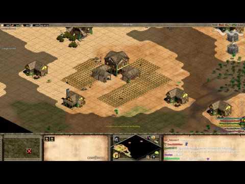 3v3 Arabia - Spanish Trade vs Imperial Powerhouses?