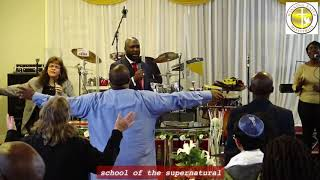 SUPERNATURAL AWAKENING: INFILLING OF THE HOLY SPIRIT by Dr.Kynan BRIDGES #jonathanfajembola #winning