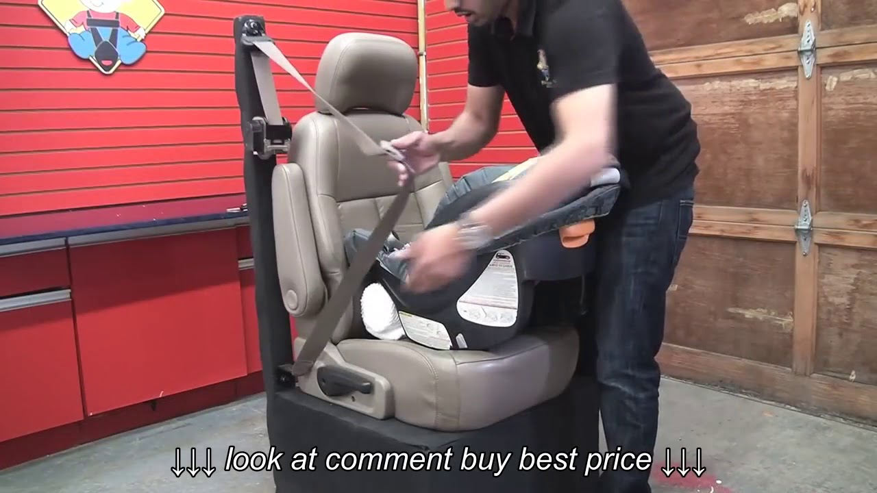 Chicco Keyfit Infant Car Seat Installation Without The Base