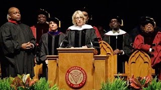 Betsy DeVos Booed CONSTANTLY During Commencement Speech