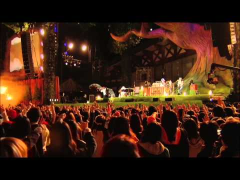 SEKAI NO OWARI「炎と森のカーニバル in 2013」ダイジェスト