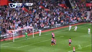 Video Gol Pertandingan Queens Park Rangers vs Southampton