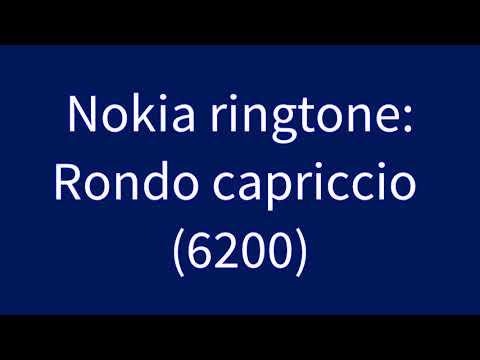nokia ringtone mp3 old