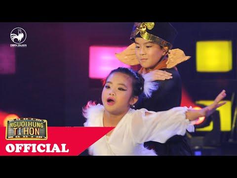 Người Hùng Tí Hon | Tập 8: Tài năng khiêu vũ - Anh Duy & Mỹ Hiền (Biệt đội Tí Hon)