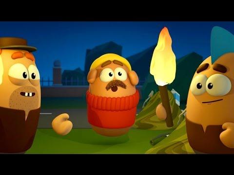 Пузыри Баблс улётные приключения Теория разбитых окон 11 серия Прикольный мультик для детей