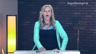 #61 Singen Lernen Wie ändere ich meine Klangfarbe?