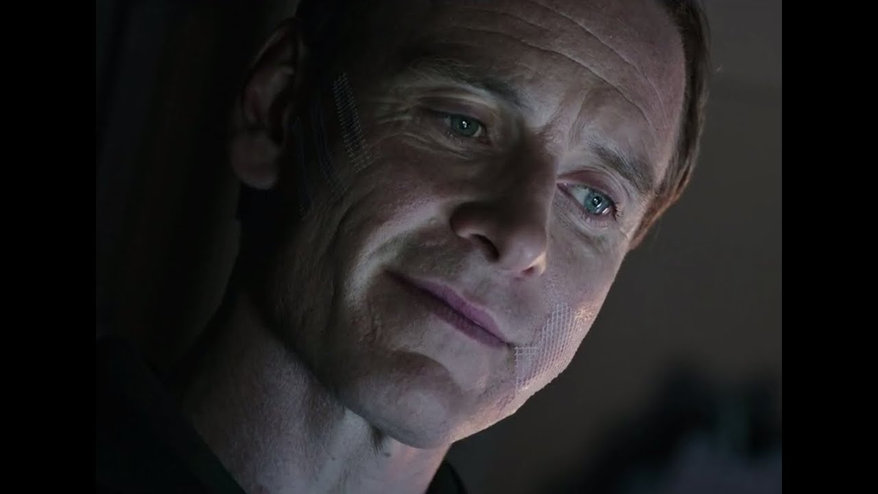 Download Alien: Covenant | David Takes Command | HD