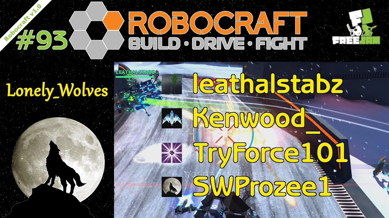 Robocraft: Protecting the core... / Robocraft Gameplay ...