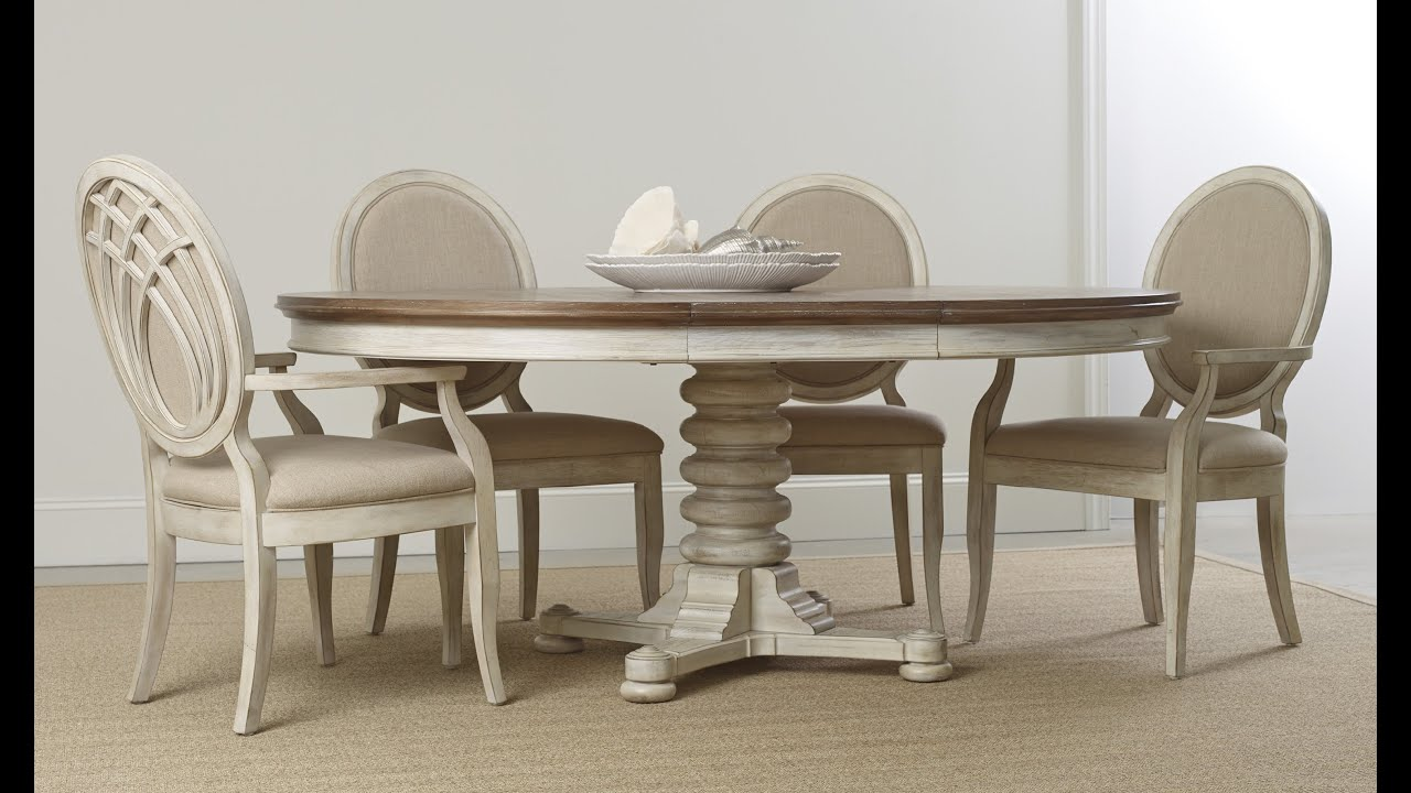 Sunset point dining room 5325 by hooker furniture youtube for Dining room tables you tube