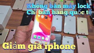 9 tháng 8, 2020- Giảm giá iphone , 6s 32gb , xs full hộp cpo, xs max zin keng , iphone 8 quá ret ,..