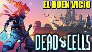DEAD CELLS - COMBO DE HIELO Y LÁTIGO LEGENDARIO | Gameplay Español