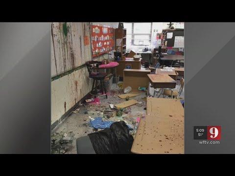 Video: Students Identified As Horizon Elementary Vandals