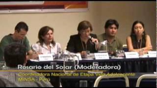 ENCUENTRO JOVENES SALUD y TIC / parte 1de 4