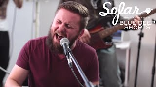 BLUE DEEP SHORTS - Ruby Heart | Sofar Warsaw