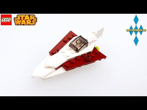 Lego Star Wars - Jedi Starfighter - Magazin Nr. 72 + Instruction / Anleitung