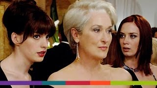 Revenge Wears Prada, The Sequel To The Devil Wears Prada!