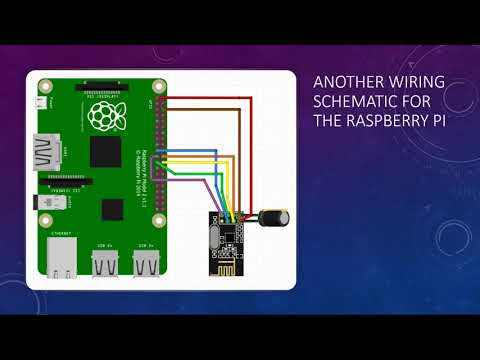 Working with the NRF24L01+ Transcievers on the Raspberry Pi And
