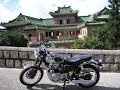 [Slow TV] Motorcycle Ride - Hong Kong - Big Wave Bay to Tin Hau