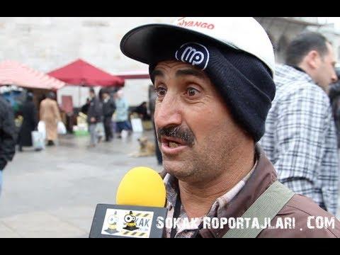 Sokak Röportajları - Yılbaşında Büyük Ikramiye Size çıksa Ne Yaparsınız?