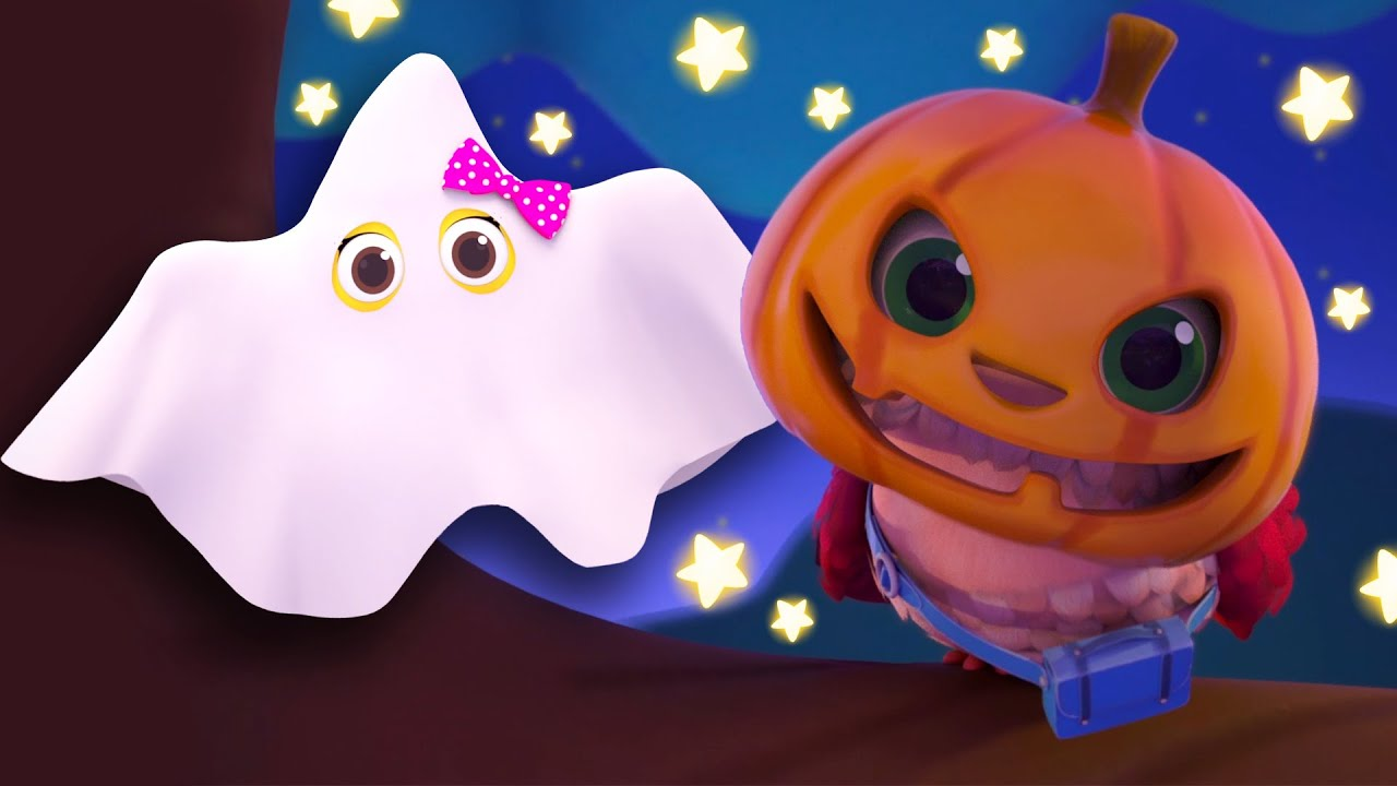 Spooky Dress Up Time - Halloween With Friends | Kids Songs & Nursery Rhymes | Learn With Twinkle