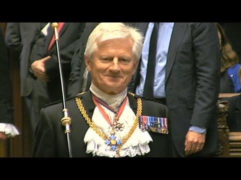 Dennis Skinner Blackrod Quip Queen's Speech 2017