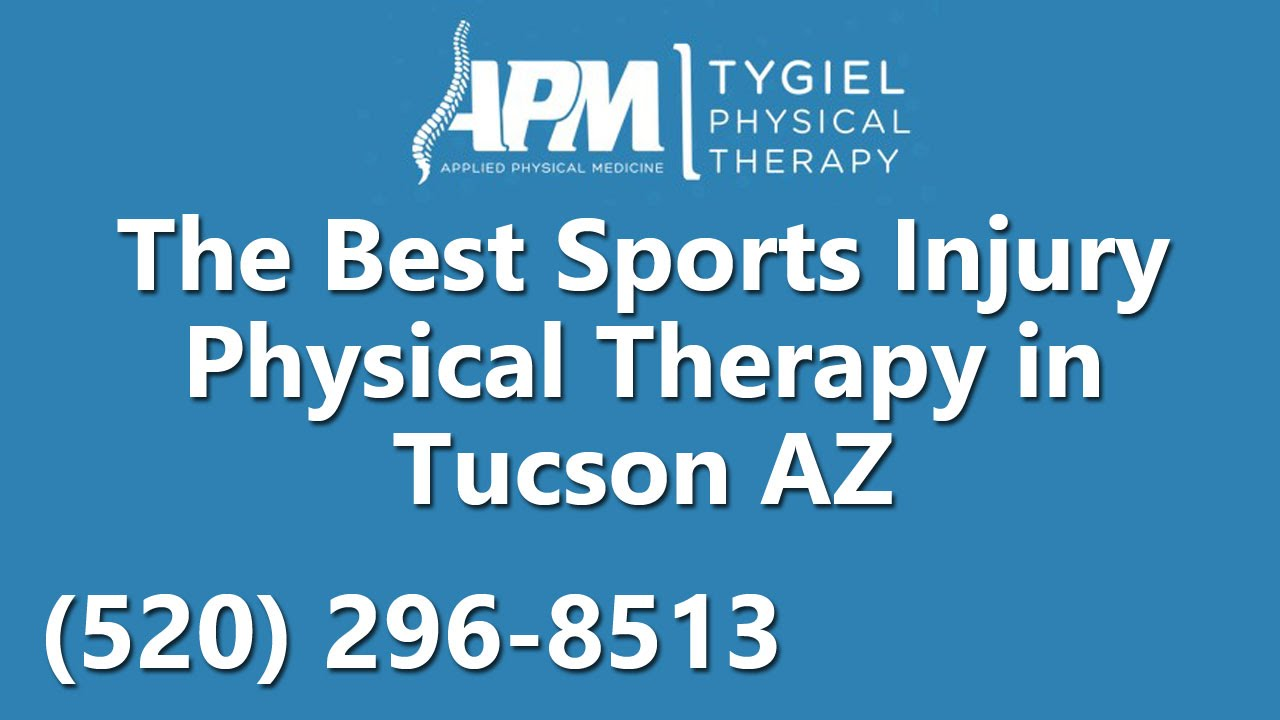 Arizona physical therapy association - Sports Injury Physical Therapy In Tucson Applied Physical Medicine