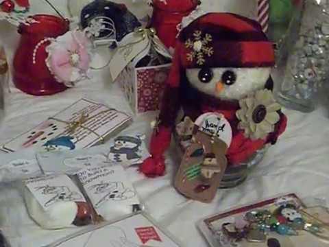 Christmas Craft   Fair Idea     NOV.  16  2017