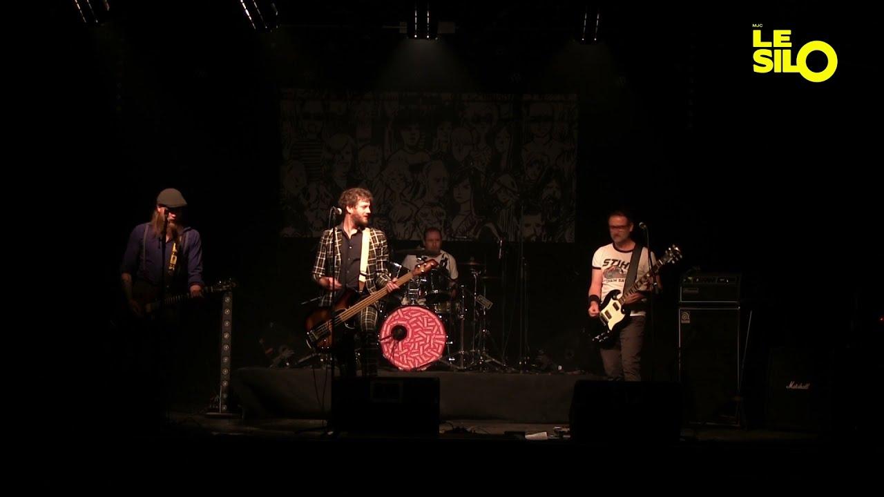 Concert et interview du groupe 2 Headed Dog filmés au Silo à découvrir en intégralité