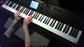 Piano Solo : I Believe I can fly  (R.Kelly)