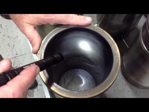 TMTV Video on the Road: Shell Rotella Engine Teardown