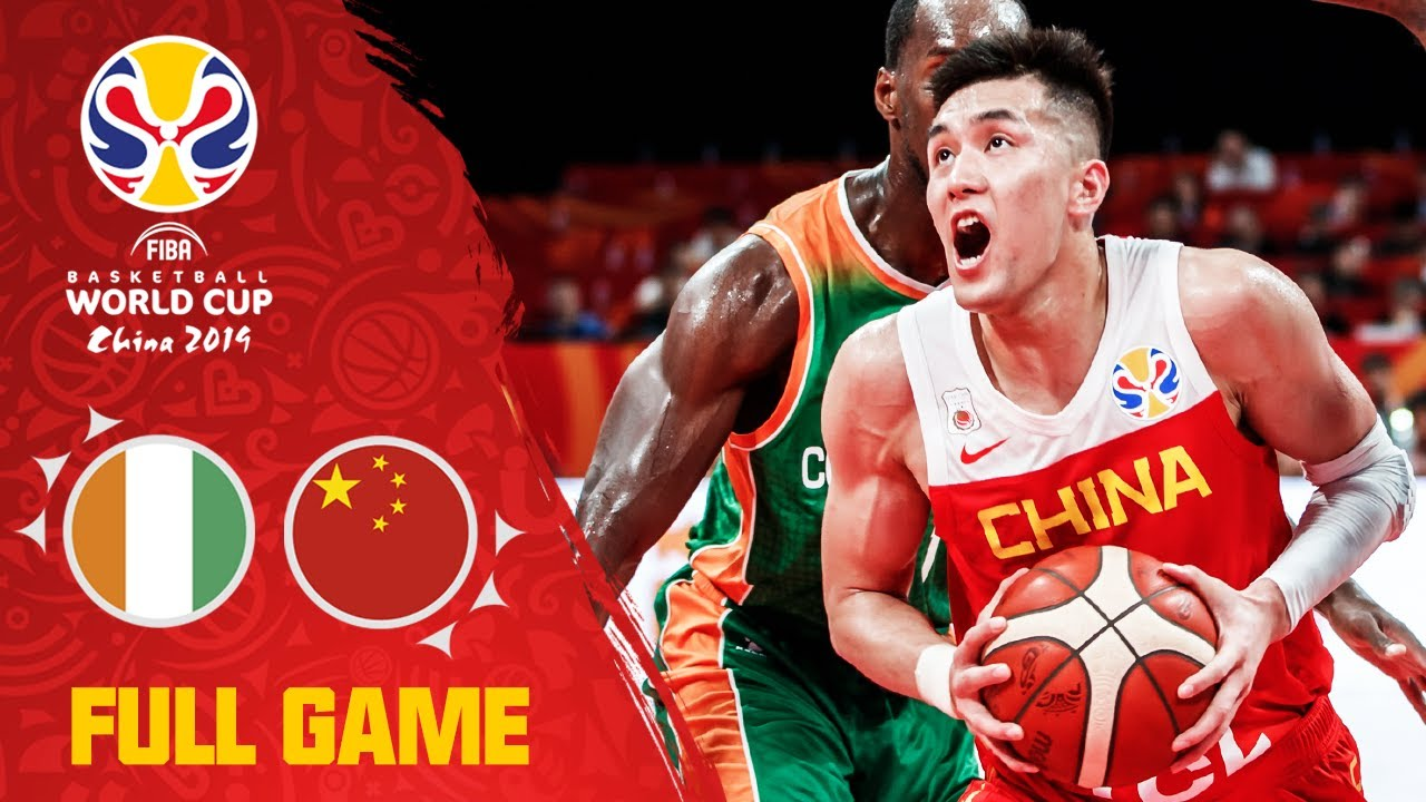 China take their home opener over Cote d'Ivoire! - Full Game