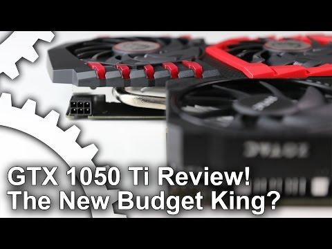 Nvidia GeForce GTX 1050 Ti review • Eurogamer net