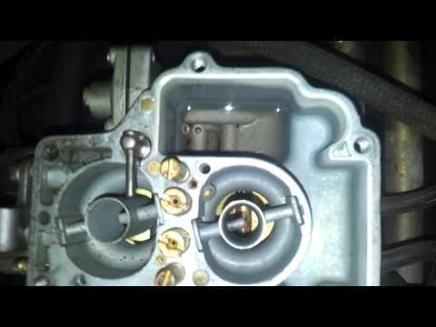 SIlvio Carburadores - Reclamação...Cisco no Carburador!! Weber 460