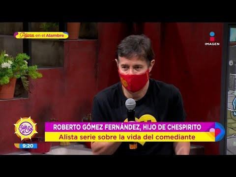 ¿Demandó a Televisa? Roberto Gómez Fernández confirma salida de la televisora | Sale el Sol