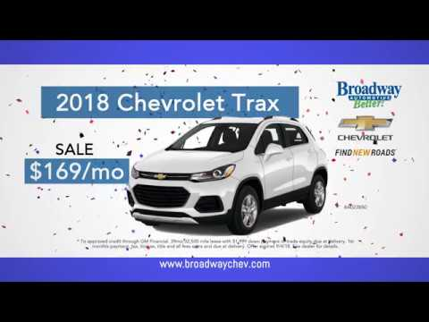 Broadway Chevrolet BIGGEST Sale Of The Year; Green Bay, WI